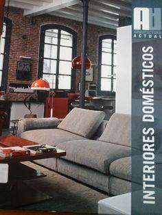 Arquitectura Actual: Interiores Domésticos. 1ª ed. Barcelona: Lexus, 2007. Disponible en la Biblioteca de Ingeniería y Ciencias Aplicadas. (Primer nivel EBLE)