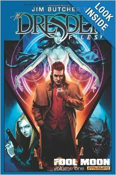 Jim Butcher's Dresden Files: Fool Moon Part 1 HC (Dresden Files (Dynamite Hardcover)): Jim Butcher, Mark Powers, Chase Conley: 9781606902103...