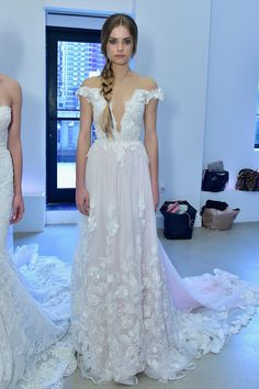 The Most Breathtaking Wedding Dresses From Bridal Fashion Week
