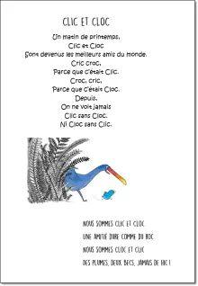 Les Incos 2019/2020 – Sélection maternelle : CLIC et CLOC – exploitation en classe Movie Posters, Blog, Cute Relationships, Nursery Rhymes, Preschool, Reading, Film Poster, Popcorn Posters, Film Posters