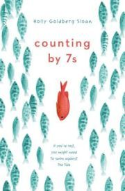 Counting by 7s by Holly Goldberg Sloan Gr 6&Up  Aside from the occasional surprise birthday party, is lying ever the right thing to do, even to civil service authorities?  Surprisingly, the correct answer just might be YES.—Cheryl Preisendorfer, Twinsburg City Schools, OH #sljbookhook