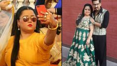 Just a few hours to the wedding, and you can't manage to get into a calm state of mind? You are experiencing the last minute wedding jitters. Last Minute Wedding, Before Wedding, Bharti Singh, Wedding Jitters, Just She, Calm Down, Stylish Outfits, Love Her, Plus Size