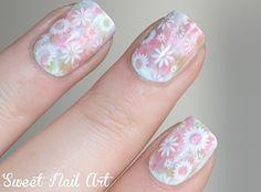 Flower gradient.