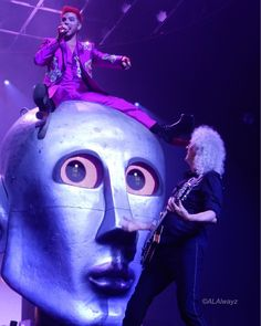 """Adam, Brian and """"Frank"""". lol ♡♡"""