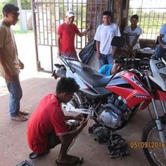 Our Guyana RAM Ranger youth program helps youth learn practical skills for a better future!