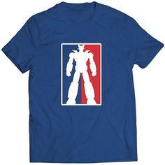 #camiseta #mazinger #nba por solo 885 http://ift.tt/2aeWOyE #friki