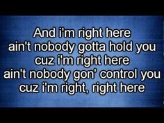 Justin Bieber - Right Here ft. Drake