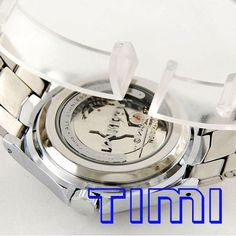 22.27$  Buy now - http://aliccz.shopchina.info/go.php?t=452998374 - wholesale New Men fashion automatic mechanical watch calender freeship  #shopstyle