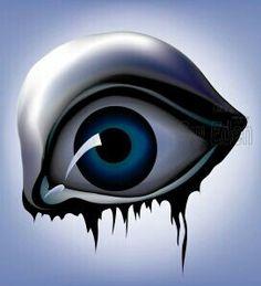The Eye, 1945 by Salvador Dalí.