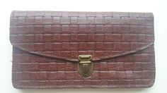 Leder-Portemonnaies  von corabell auf DaWanda.com