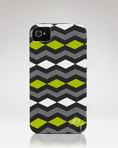 Milly iPhone 4 Case - Diamond Zig Zag | Bloomingdale's