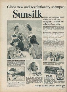 advert from Photo Play magazine 1950s Ads, How To Make Hair, Revolutionaries, Magazine, Play, Magazines, Warehouse, Newspaper