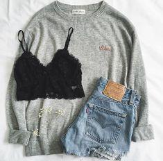 ✨Vibes Sweatshirt & Noura Bralette✨ #falloutfits #vibe #frankiephoenix.