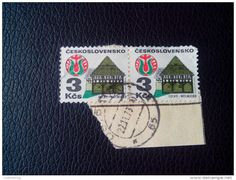 RARE 1973 Czechoslovakia 3 Ksc CECHY MELNICKO RECOMMENDET LETTRE ON PAPER COVER USED SEAL - Czechoslovakia