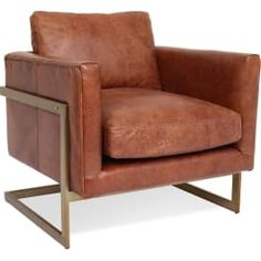 Update your home with the London Cognac Leather Accent Chair from Edloe Finch. Get the lowest price at Goedekers.com. Plus, free shipping on most items!