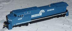 HO Scale Bachmann Spectrum GE Dash 8-40C Diesel Engine Cab Train #6058 Conrail #BachmannSpectrum Train Sets For Sale, Ebay Auction, Model Trains, See Photo, Nerf, Diesel, Photos, Diesel Fuel, Pictures