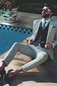 Mens Fashion // Summer Sunshine © | Assured To Inspire