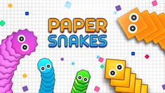 Play Paper Snake the game on BrightestGames.com which is one of our selected snake games with a fun paper theme multiplayer arena game! Fun Math Games, Games To Play, Snake Games For Kids, Play Online, Online Games, Play Snake, Eating Games, Cute Snake, Game Interface