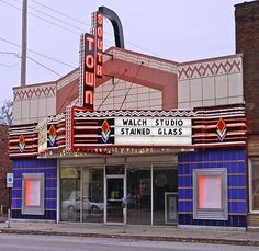 South Town Theatre, Springfield, Illinois