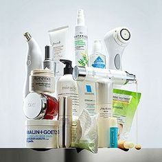 #fitnessmagazine 2013 beauty awards: the best products for your face, from acne-fighting tools to wrinkle-preventing products.
