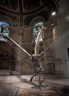 Geek Art Gallery: Sculpture: Lucifer