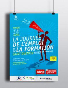 JOURNÉE DE L'EMPLOI ET DE LA FORMATION