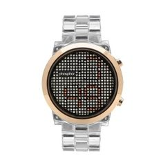 (Limited Supply) Click Image Above: Phosphor Womens Swarovski Crystal Appear Stainless Watch - Silver Bracelet - Black Dial - Black Leather Watch, Mens Watches Leather, Cool Watches, Watches For Men, Ladies Watches, Women's Watches, Wrist Watches, Women's Dress Watches, Look Chic