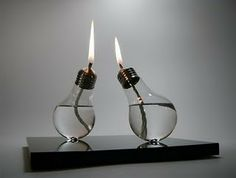 More great stuff to do with old lightbulbs!