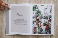Travel Book Layout, Book Design Layout, Album Design, Album Fotos Digital, Digital Photo Album, Photography Zine, Travel Photo Album, Minimalist Photos, Publication Design