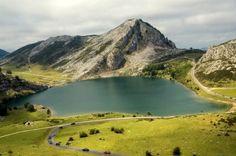 Lagos Covadonga Asturias, Spain