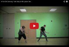 150-kilogramowa tancerka!!! ...może i nie ma figury tancerki ale jak zaczyna tańczyć to tryska z niej niesamowita energia!   ~~ link do video: http://www.tanczyc-chce.pl/component/community/videos/video/3487-a-fat-girl-dancing-talk-dirty-to-me-jason-derulo?groupid=7