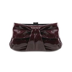 Just bought this one. Melie Bianco Patent Bow Clutch from LittleBlackBag.com