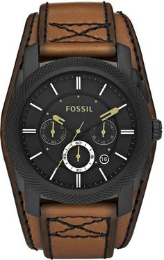 FS4616 - Authorized Fossil watch dealer - MENS Fossil MACHINE, Fossil watch, Fossil watches