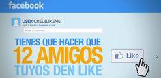 Credilike.me: Porque hoy en dia un préstamo queda entre amigos (de Facebook)
