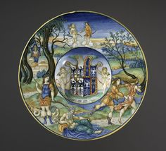 masterpieces of maiolica - Google Search