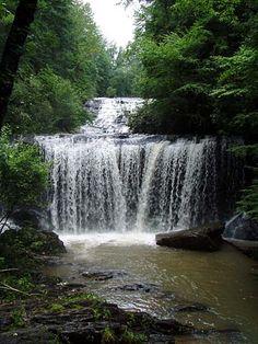 SCwaterfalls - Waterfalls in South Carolina, North Carolina, and Georgia