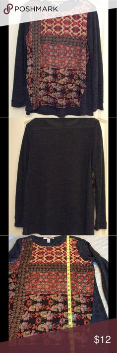 Forever 21 Top Excellent condition. Size M Forever 21 Tops Tunics