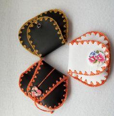 bolsas de pele de cabra, modelos originais e vários couro genuíno, thread / rebites / botões, artesanato amor