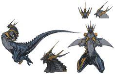 (59) Bahamut_FFXIV_Art_2.jpg (1225×798) | Videogame Art - Final Fantasy | …