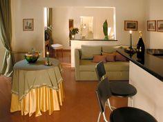GREEN Apartment -  Living room
