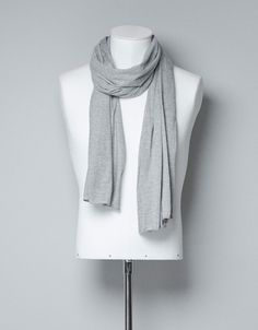 CIRCULAR SCARF - Scarves and Foulards - Accessories - Man - ZARA