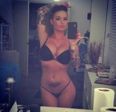The Hottest Tattoo Girls