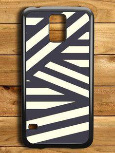 Zig Zag Mummy Strips Samsung Galaxy S5 Case