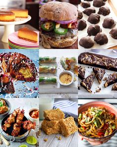 The UK's best food magazine, in print and online, with recipes and techniques, plus stories from the world of food Peanut Butter Recipes, Peanut Butter Cookies, Halloumi, Salmon Burgers, Sweet Tooth, Food And Drink, Cooking Recipes, Baking, Delicious Magazine