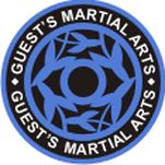 Our main Logo that we use for our school.   All of our logos were designed by Nick Mandilas a long time student and friend of the school. This is the main logo we use for our adults and general all purpose communications with students.   http://www.guestsmartialarts.com.au/