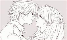 anime girl, asuka, and gif image