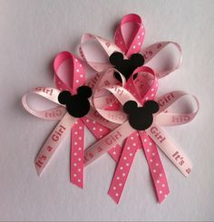 SALE Minnie Mouse pins 24 ct