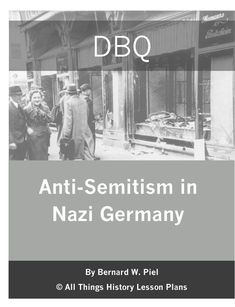 the history of antisemitism in germany How the persecution of jews has changed over history in germany discover acast+ about podcasters advertisers news 014: history of antisemitism in germany.
