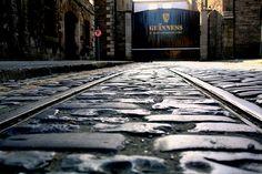 Guinness Brewery - Dublin, Ireland