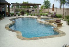 Contemporary Swimming Pools Design 26